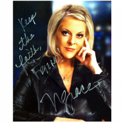 Nancy Grace Autographed 8x10
