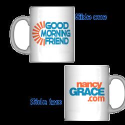 Nancy Grace Coffee Mug
