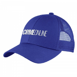 Crime Online Royal Blue Ballcap