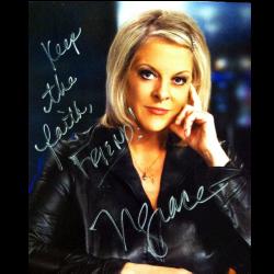 Nancy Grace Autographed 8x10